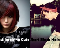 Cute Short Black Hairstyles Thumbnail