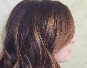 Mid Length Hairstyles For Thick Hair Thumbnail
