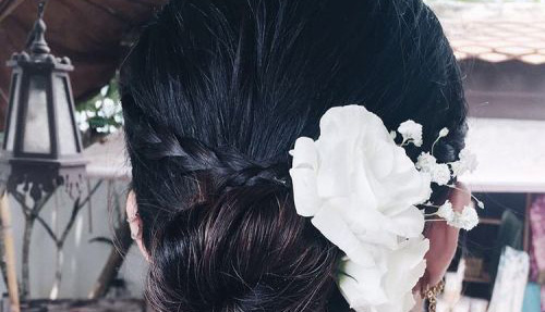 Hairstyles For Prom With Braids
