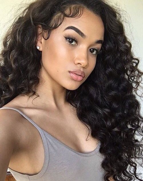 Curly Weave Hairstyles - Latest Hairstyle in 2019