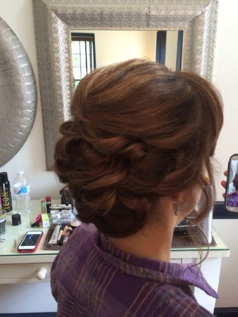 Mother Of The Bride Hairstyles Latest Hairstyle In 2019