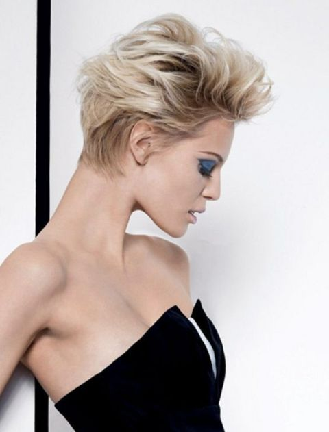 Sexy Short Hairstyles summer hairstyles for short hair sexy short haircut Photo Credit Pinterest