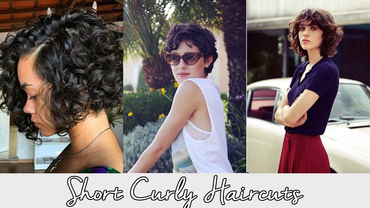 Short Curly Haircuts