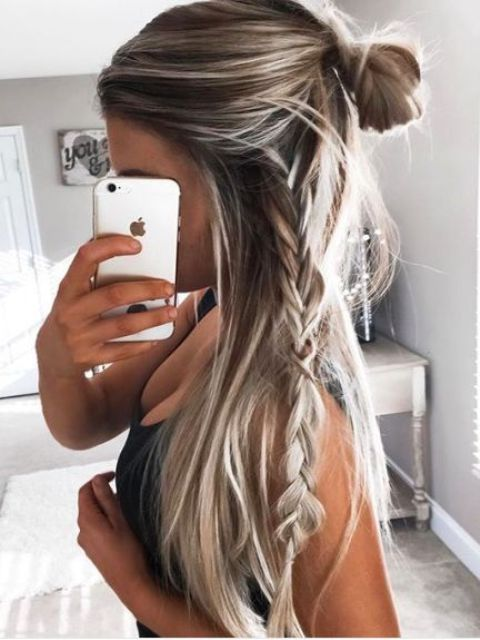 Groovy Cute Easy Hairstyles Latest Hairstyle In 2017 Short Hairstyles Gunalazisus