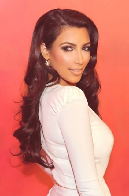 Kim Kardashian S Hairstyles Latest Hairstyle In 2019