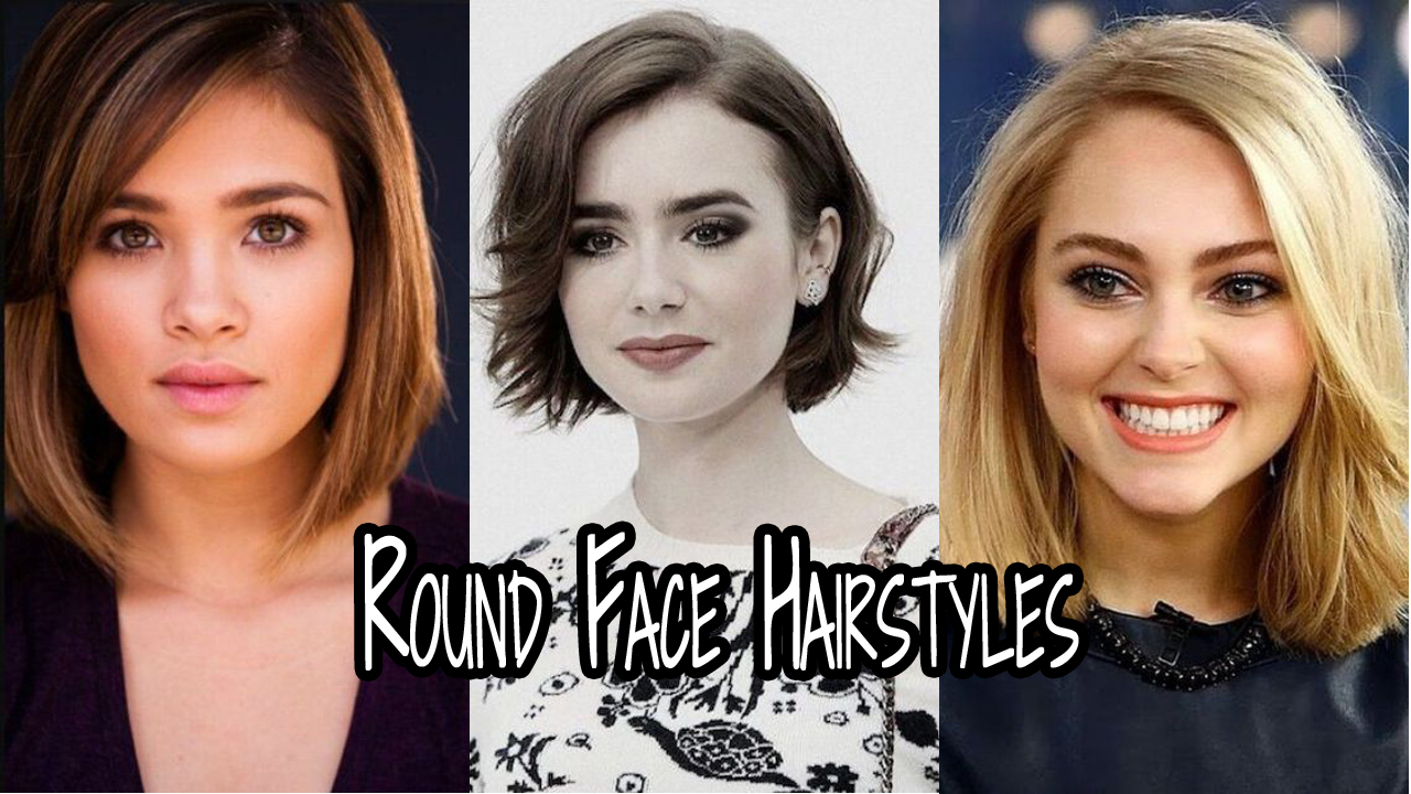 Round Face Hairstyles