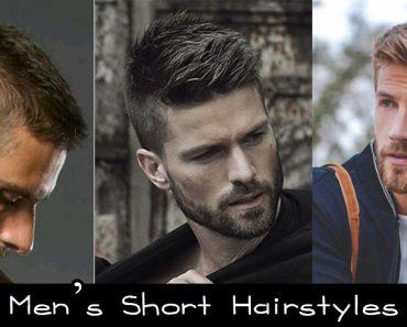 Men's Short Hairstyles