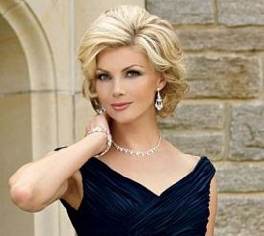 Mother of the Bride Hairstyles – Latest Hairstyle in 2017