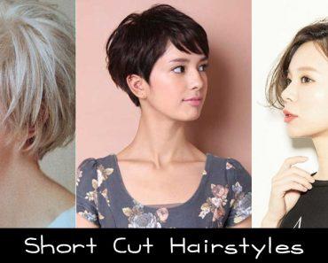 Short Cut Hairstyles