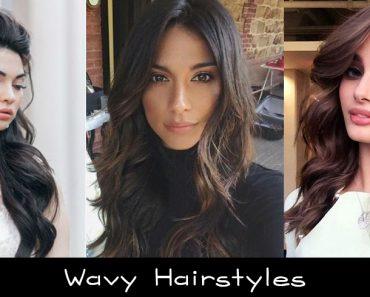 Wavy Hairstyles