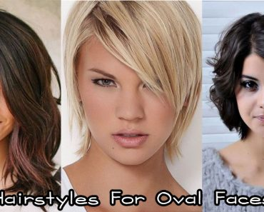 Hairstyles For Oval Faces