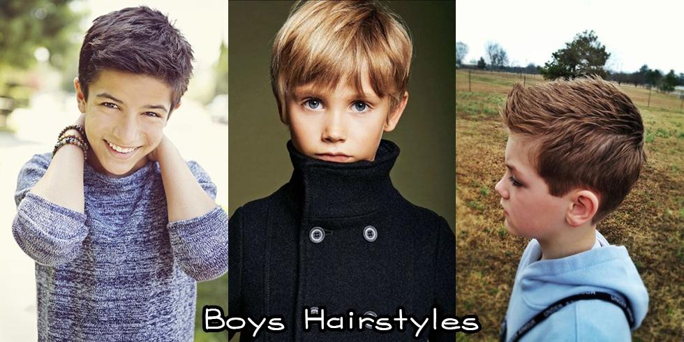 Boys Hairstyles