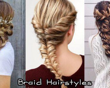 Braid Hairstyles Thumbnail