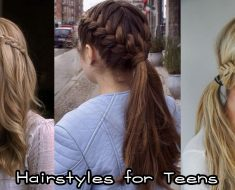 Hairstyles for Teens Thumbnail