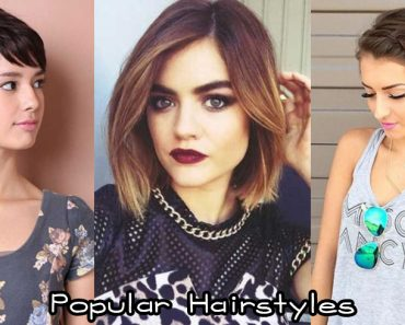 Popular Hairstyles Thumbnail