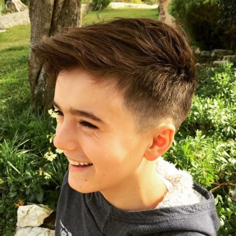 Boys Hairstyles - Latest Hairstyle in 2019