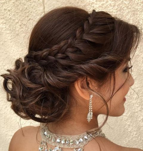 Quinceanera Hairstyles \u2013 Latest Hairstyle in 2019
